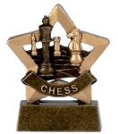 Chess Mini Star Trophy